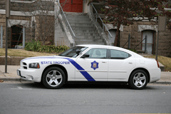 Arkansas State Police Dodge Charger