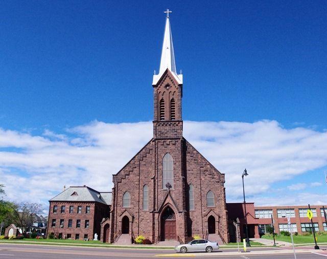 Catholic Church -- Ashland, Wisconsin, September 13, 2013