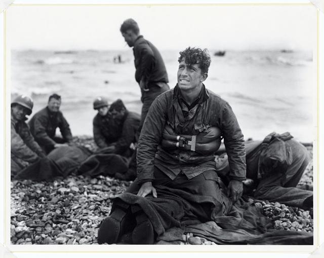D Day Rescue, Omaha Beach