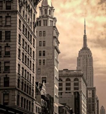 Manhattan, 2007