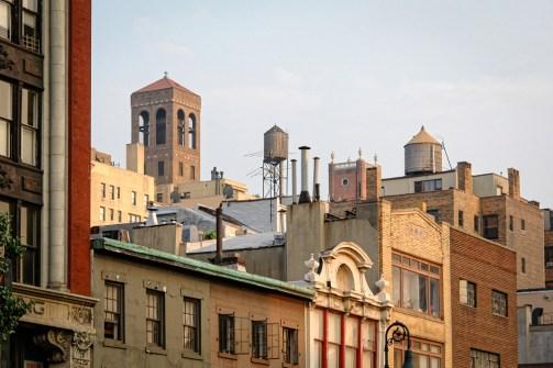Manhattan, NYC 2007