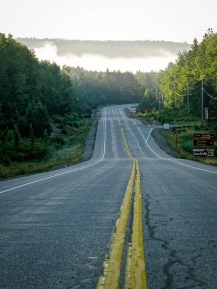 Highway 60, Algonquin Provincial Park