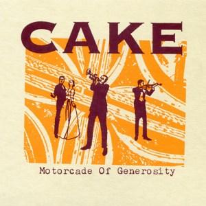 cake motorcade