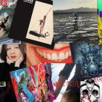 Top albums et playlist 2018