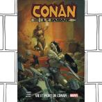 LE COIN BD // Conan Le barbare Tome 1 : Vie et mort de Conan (Jason Aaron & Mahmud Asrar)