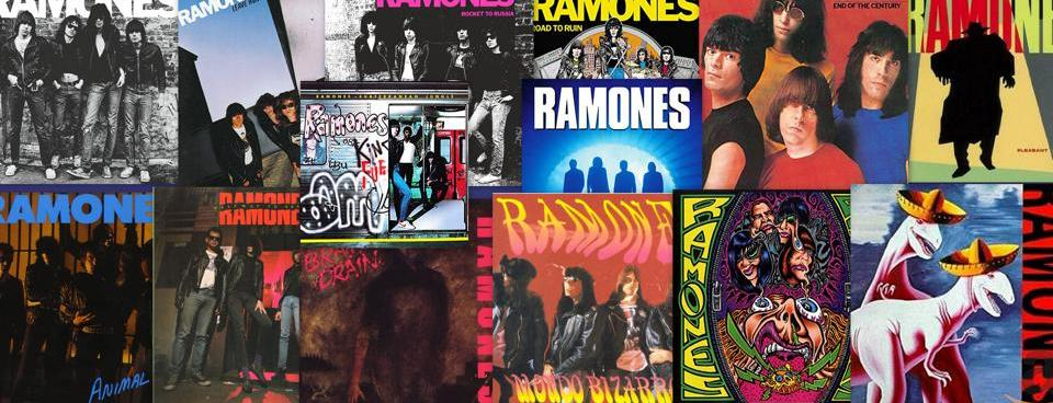 DISCO EXPRESS #15 : Ramones