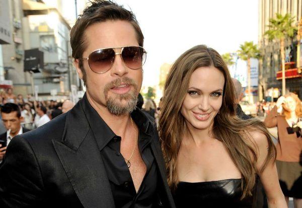 El millonario acuerdo de divorcio entre Angelina Jolie y Brad Pitt