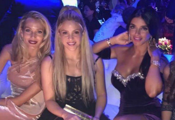 ¿Berrinchuda? Shakira se habría molestado terriblemente durante la boda de Messi
