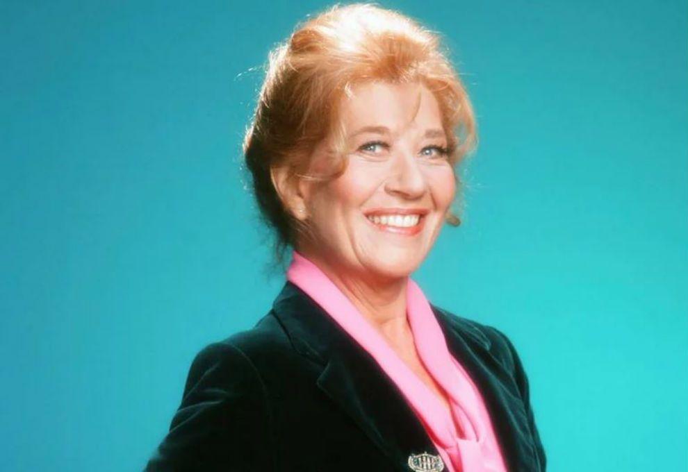 Muere la actriz Charlotte Rae