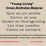 Young living….. Conociendo los aceites esenciales