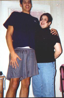 Lisa and Jeff, 1995