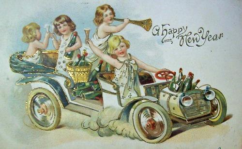 happynewyearedwardianpostcard