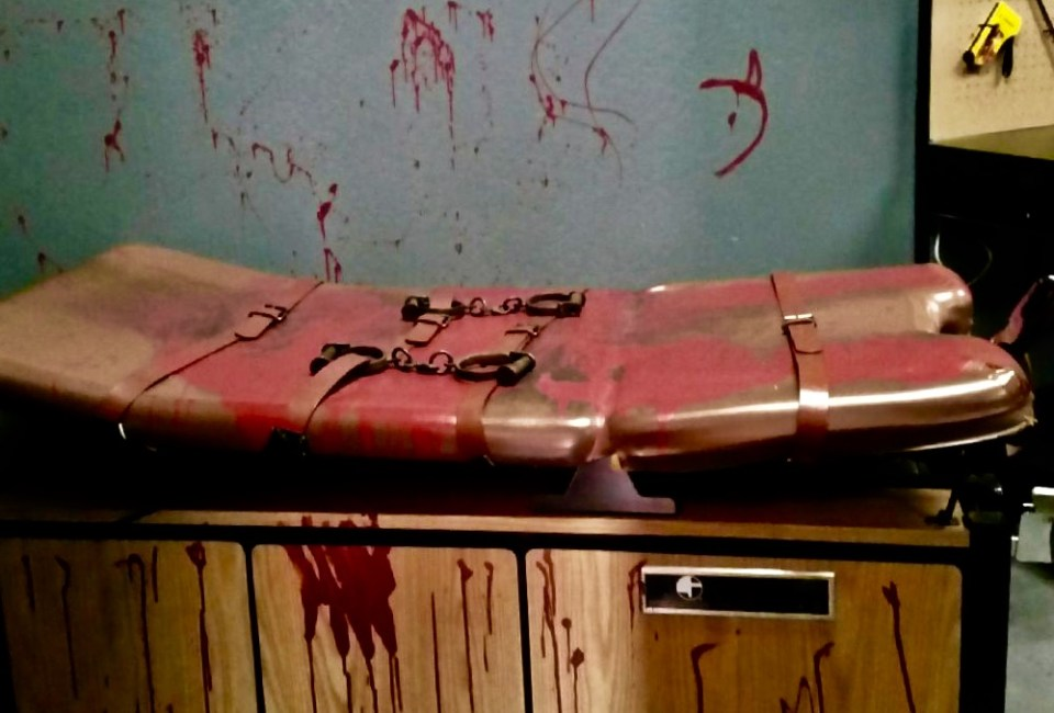 Our torture chamber escape room is one of the most fun things to do in the Sacramento area!