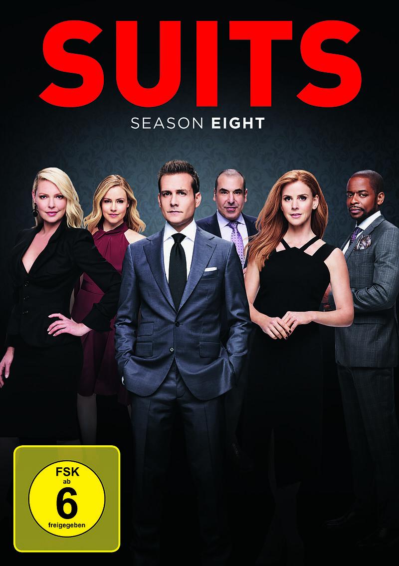 Suits Staffel 08 Dvd Online Kaufen Ex Libris
