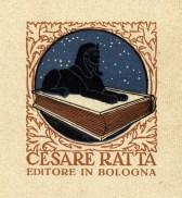 Alberto Zanverdiani. Ex libris para Cesare Ratta.