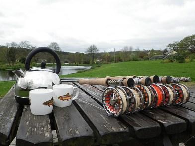 coffee-and-fishing