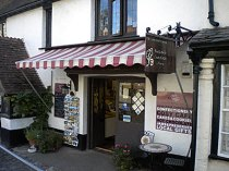 dunster chocolate house