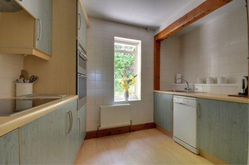 Chauffeur's Cottage - Kitchen