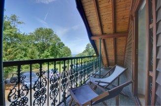 Gamekeeper's Cottage - Balcony