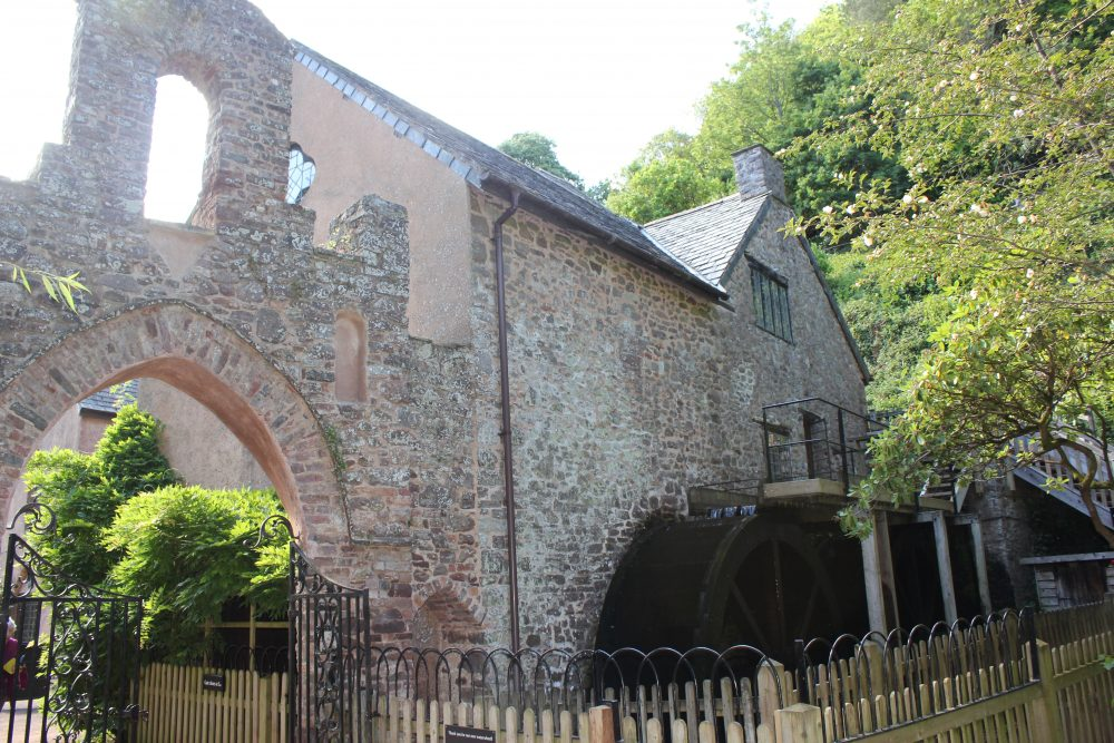Dunster Watermill