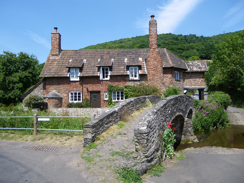 Bossington Cottage Selworthy