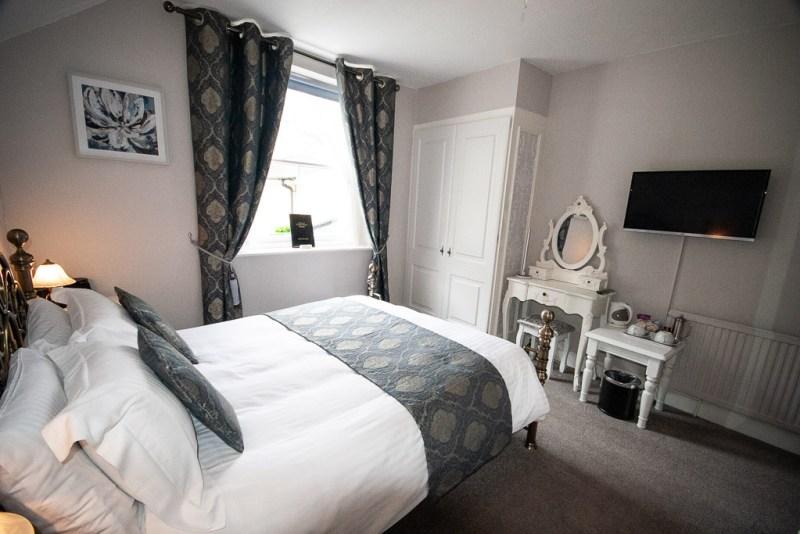 Bed and Breakfast in Dunster Village, Exmoor