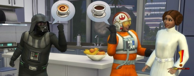 EXM 4: Star Wars Happy Hour