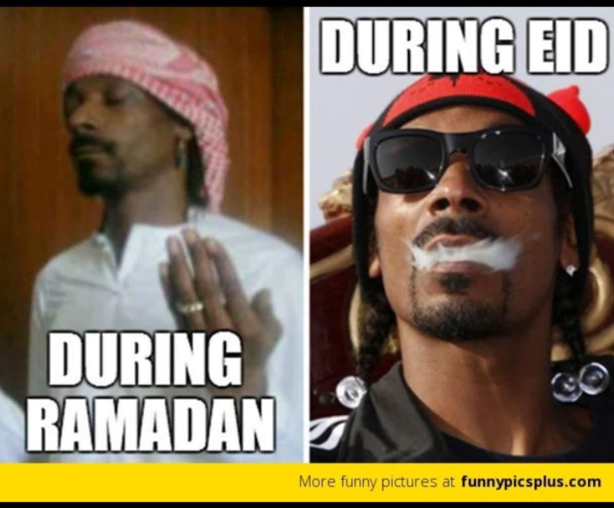 Ramadan eid hypocrisy moderate muslim