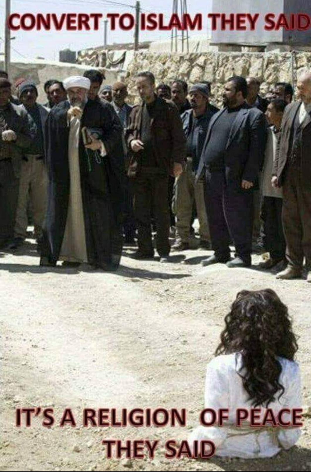 women rights stoned peace islam