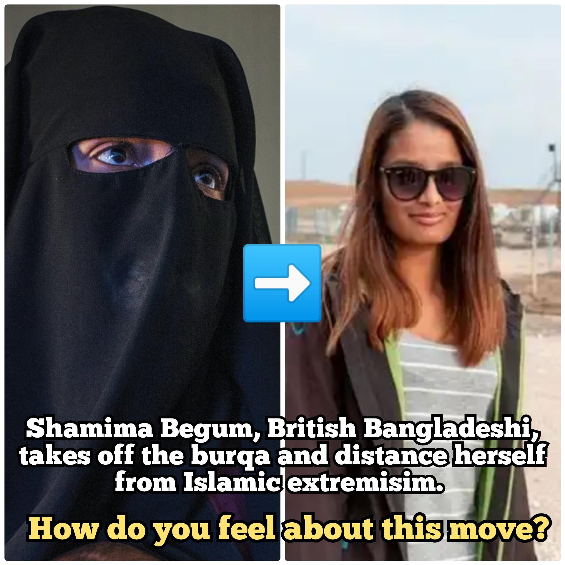 Leaving Islam women