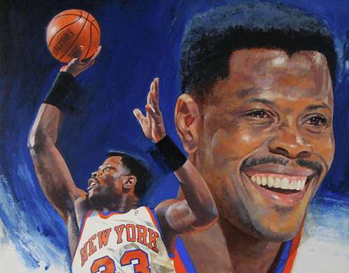 Ewing Moved From 20th Spot On NBAs All Time Scoring List