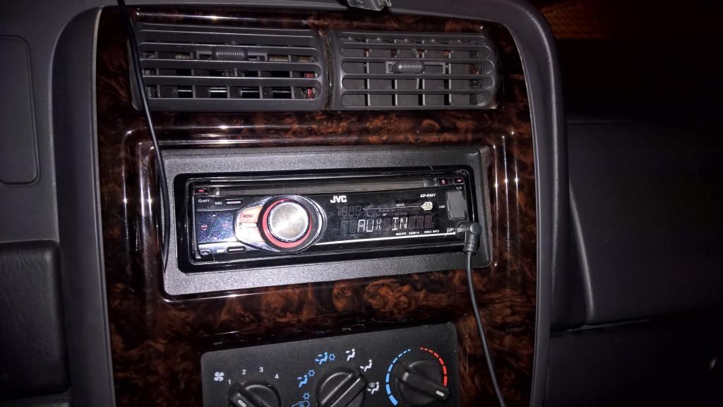 Radio Umbau