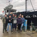 The 2018 Port Chatham Expedition Team