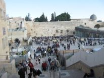 15. the wailing wall