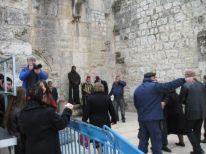 05. fellow friar John wait to receive the patriarch