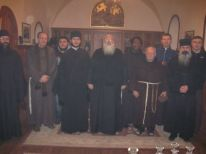 17. visit to the Greek Orthodox monks