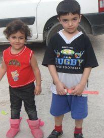 02. two children