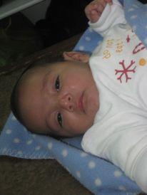 16. a little baby