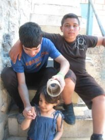 17. Gibril, Haman and a girl