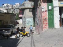 03. playing children in Deheisha camp