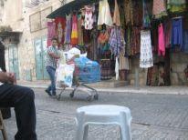 20. a shopping cart for a job