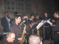 24. musical contribution for the solemn profession