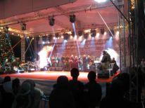 22. performance at Manger Square