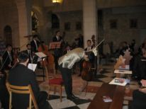 25. young musicians in our church