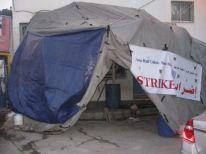 30. still strike UNRWA