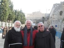 01. three friars from trhe Netherlands