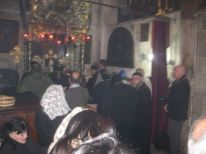 11. Coptic Christmas celebration