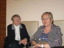 10. Sister Veridiana and Monika