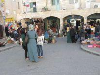 20. a scene in the street