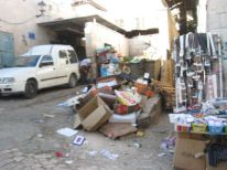 18. market means also rubbish
